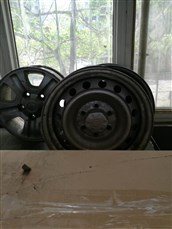 宝马钢圈245/50R18